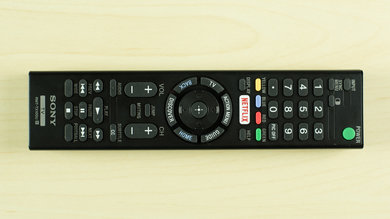 Sony X810C Remote Picture