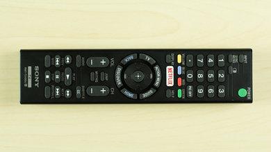 Sony X810C Remote Picture