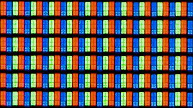 Samsung MU6500 Pixels Picture