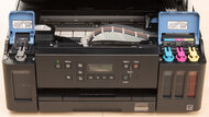 Canon PIXMA G6020 Cartridge Picture In The Printer