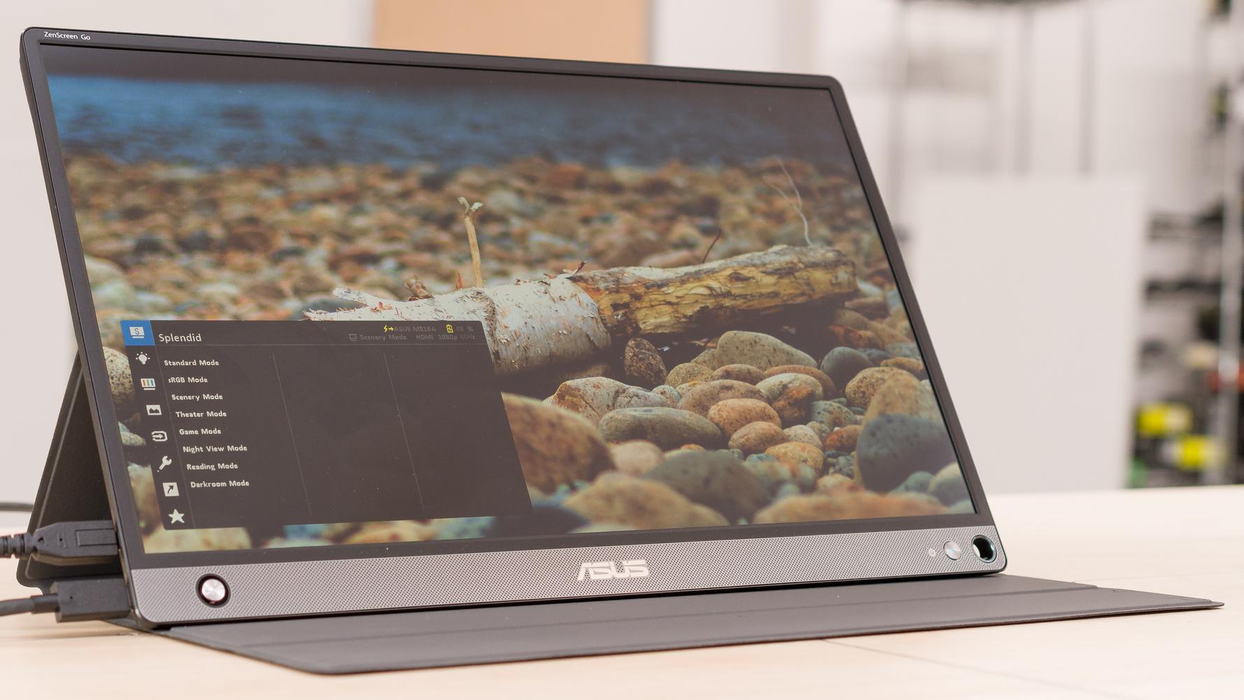 ASUS ZenScreen Go MB16AHP Picture