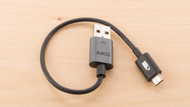 AKG N200 Cable Picture