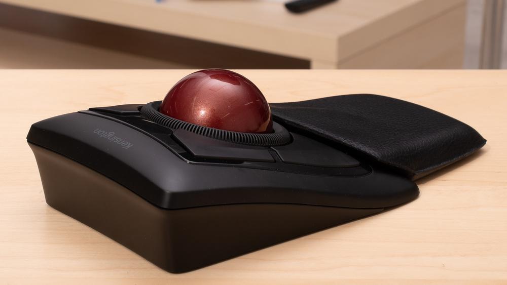 Kensington Expert Mouse Wireless Trackball Picture