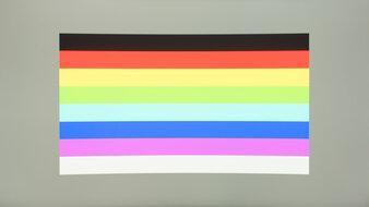Samsung Odyssey G5 Color Bleed Horizontal