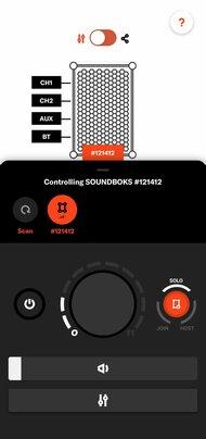 SOUNDBOKS (Gen. 3) App Picture