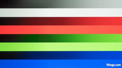 LG C8 OLED Gradient Picture