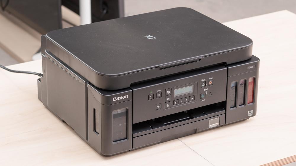 Canon PIXMA G6020 Picture