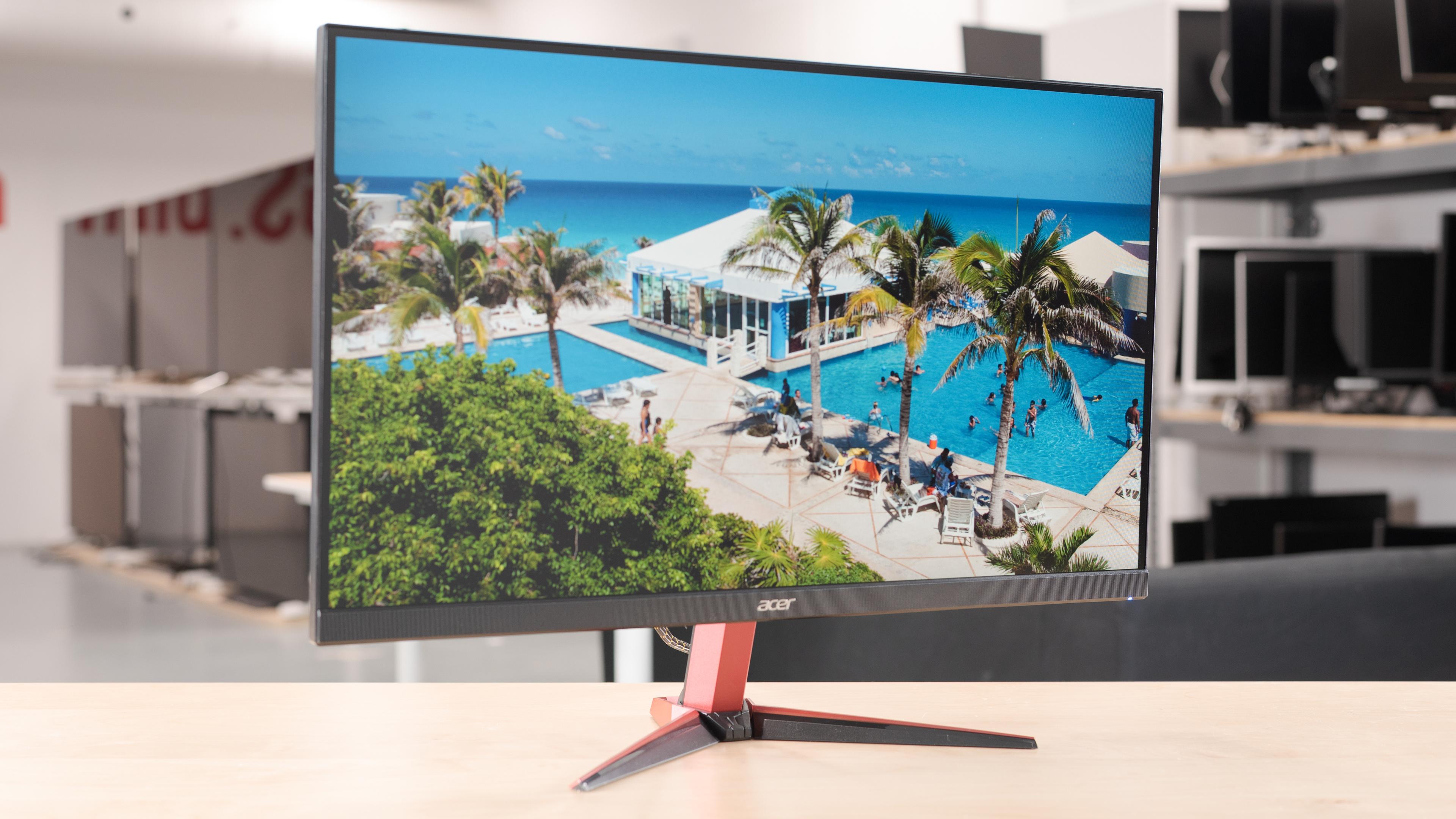 Acer Nitro VG271 Review - RTINGS com