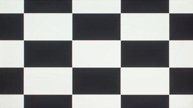 AOC AGON AG271QX Checkerboard Picture