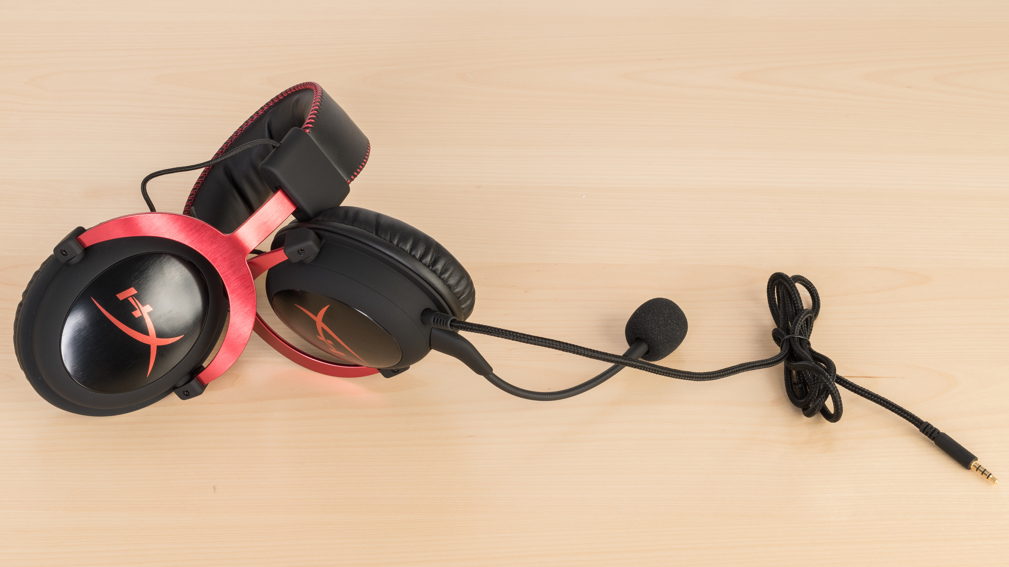 Hyperx Cloud 2 Review Sound Quality Headset Two Output Ii Build Picture