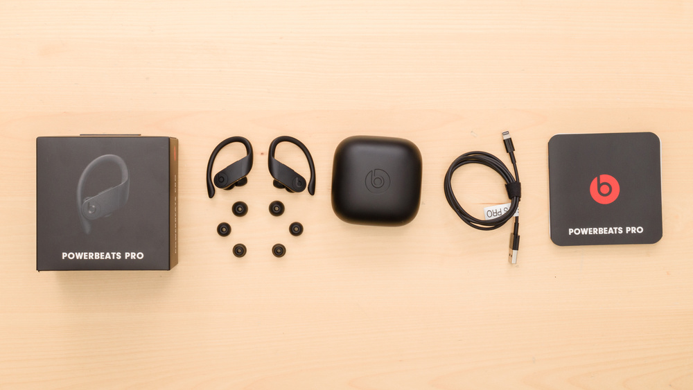 Beats Powerbeats Pro Truly Wireless  In the box Picture