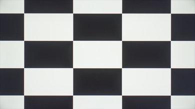 Vizio E Series 1080p 2016 Checkerboard Picture