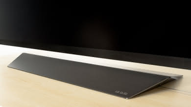 LG E8 OLED Stand Picture
