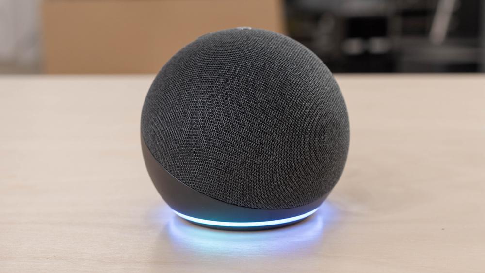 Amazon Echo Dot Gen 4 Picture