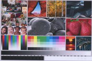 HP Color LaserJet Enterprise M555dn Side By Side Print/Photo