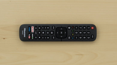 Hisense H8C Remote Picture