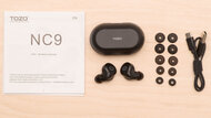 TOZO NC9 Truly Wireless In The Box Picture
