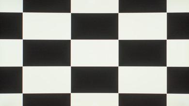 Samsung CHG70 Checkerboard Picture