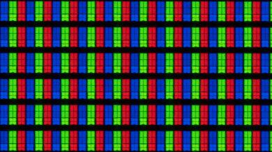 Samsung RU8000 Pixels Picture