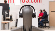 JBL Live 460NC Wireless Rear Picture