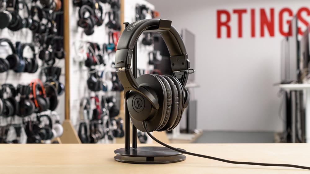 Audio-Technica ATH-M20x Design Picture