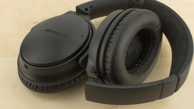 Bose QuietComfort 35 Build Quality Picture