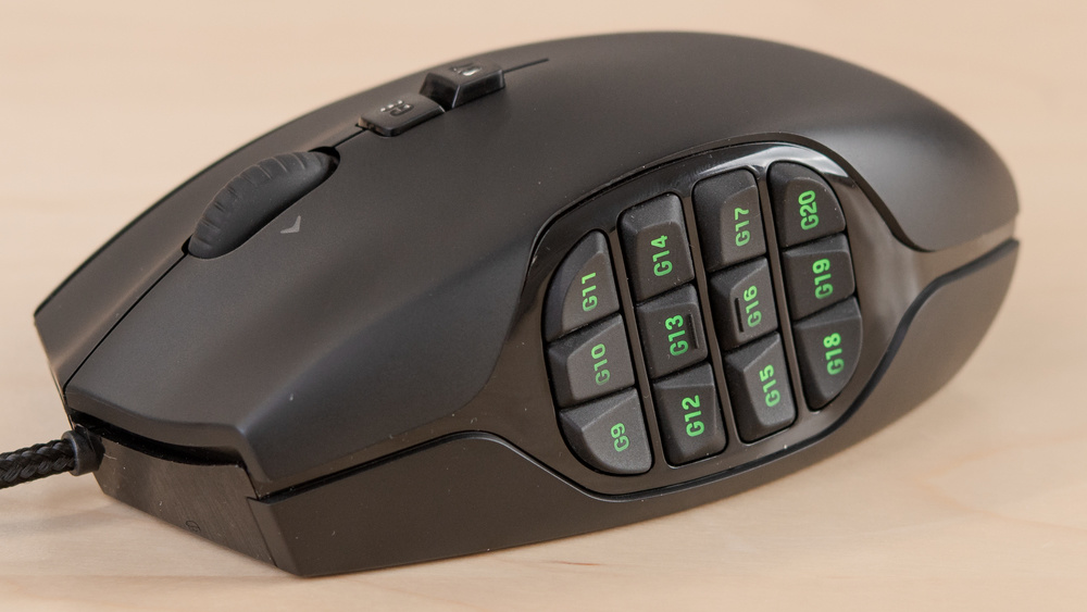 Logitech G600 Mmo Gaming Review Rtings Com