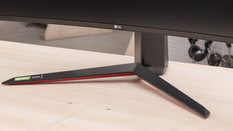 LG 34GN850-B Stand Picture