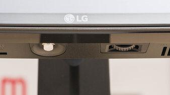 LG 34GP950G-B Controls Picture