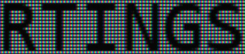 Gigabyte M28U ClearType On