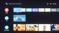 Sony X750H Smart TV Picture