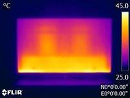 Samsung MU7000 Temperature picture