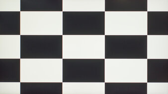 Gigabyte G27Q Checkerboard Picture