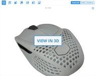 Cooler Master MM720 3D Model