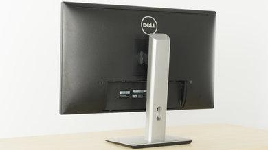 Dell U2715H Back picture