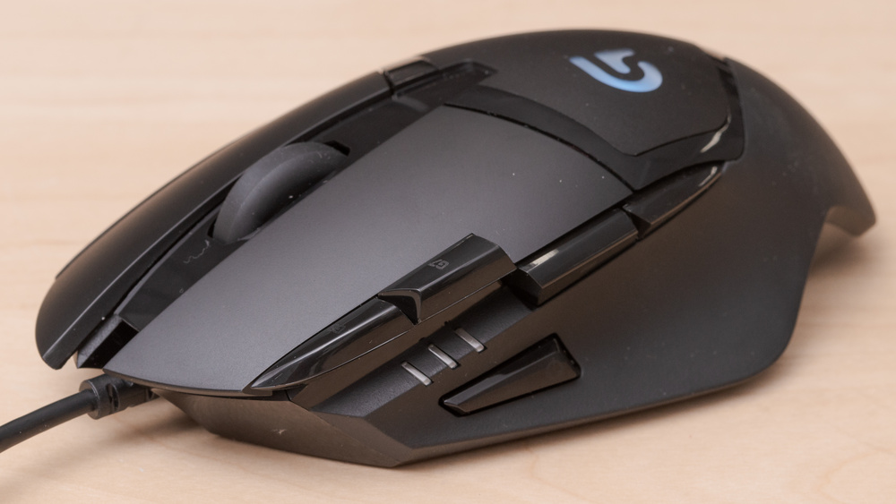 Logitech G402 Hyperion Fury Picture