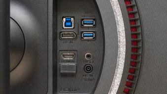 LG 34GP950G-B Inputs 1
