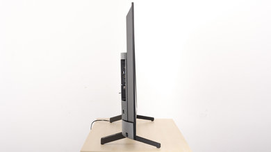 Sony X800G Thickness Picture