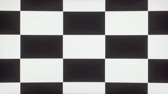 Samsung C27RG5 Checkerboard Picture