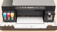 HP Smart Tank Plus 551 Cartridge Picture In The Printer