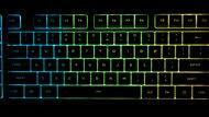 Corsair K55 RGB PRO Brightness Min