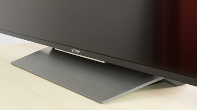 Sony X850D Stand Picture