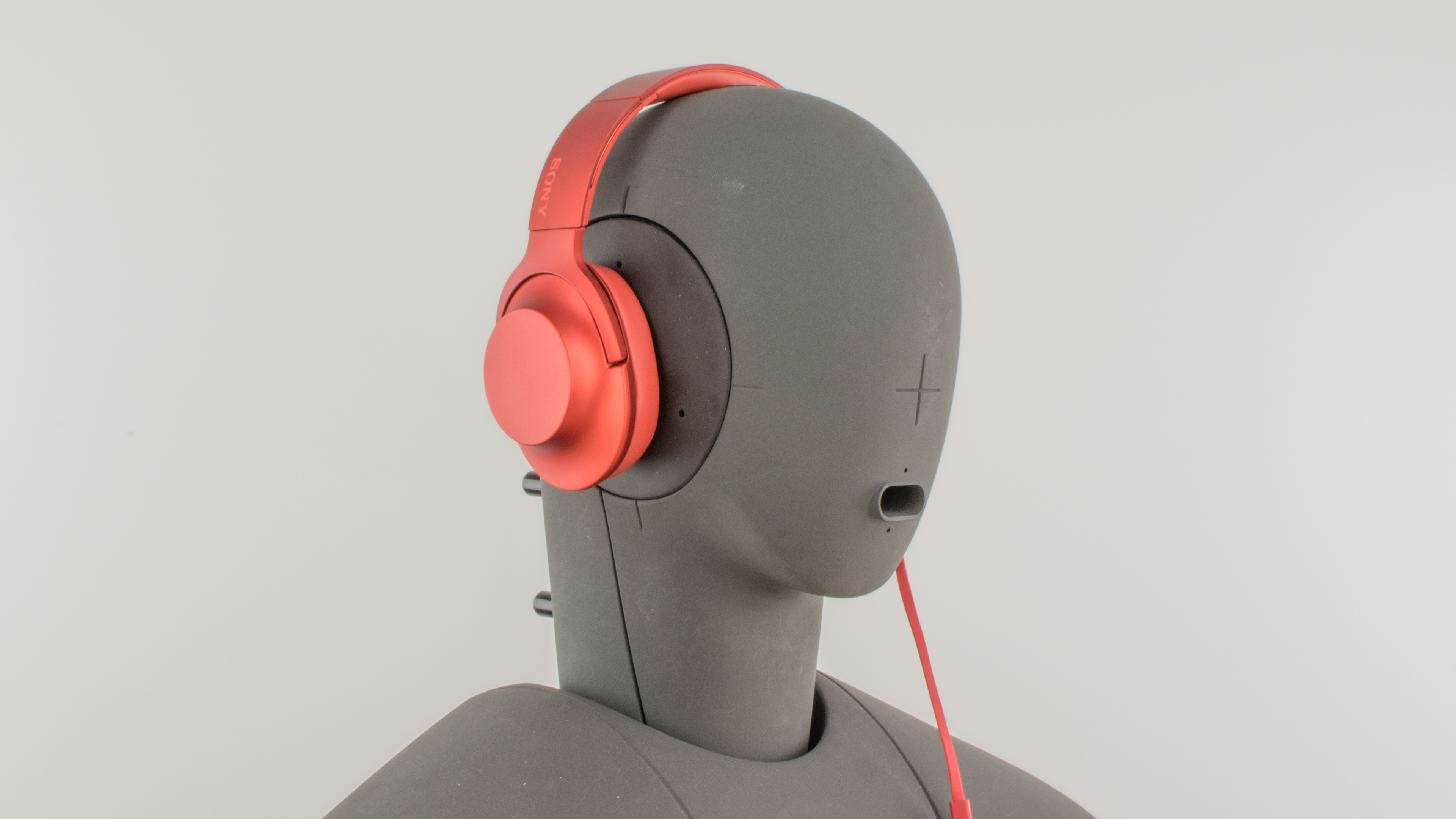 Sony Mdr 100aap Mdr100aap Hear On Review Wireless Noice Cancelling Headphone 100abn Blue Angled Picture