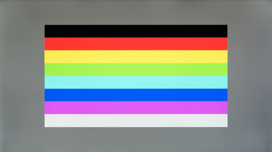 ASUS PG279QZ Color bleed horizontal