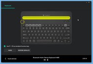 Logitech K480 Bluetooth Multidevice Keyboard Software Picture