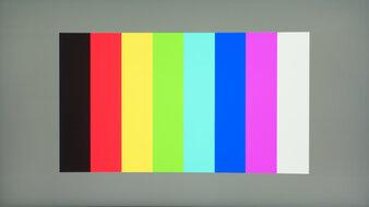 AOC CQ27G1 Color Bleed Vertical