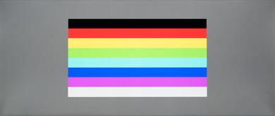 LG 29UM69G-B Color bleed horizontal