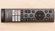 Hisense U7G Remote Picture