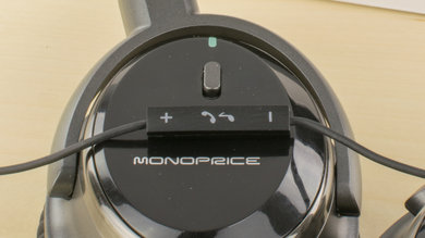 Monoprice Noise Cancelling Controls Picture