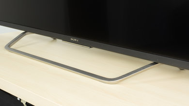 Sony X750D Stand Picture
